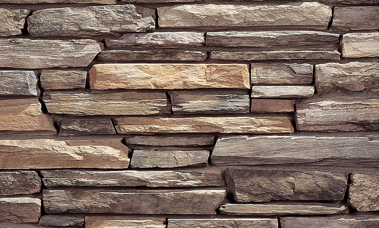 Eldorado Rustic Ledge 174 Norristown Brick