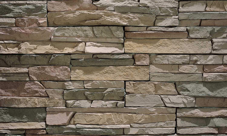 Eldorado Stacked Stone Norristown Brick