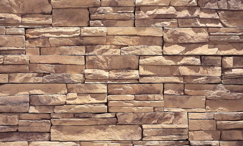 El Dorado Stone Veneer : Eldorado stacked stone norristown brick