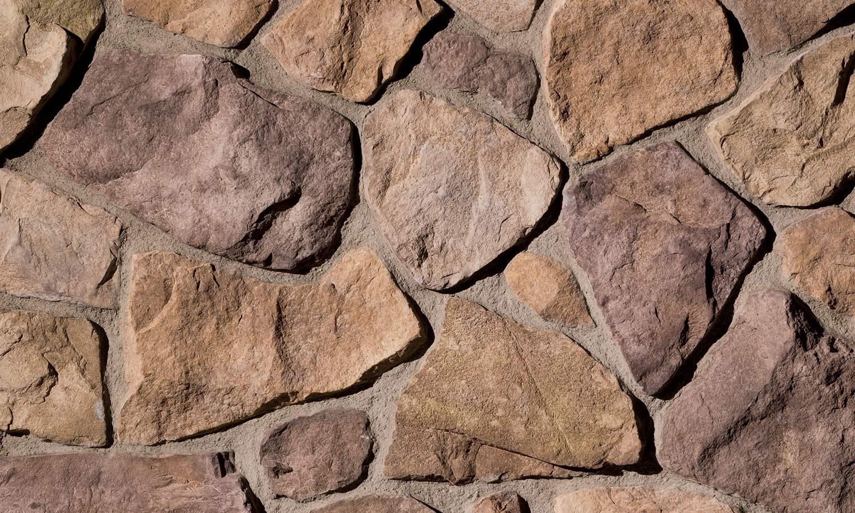 Stone By Stone : Eldorado country rubble norristown brick