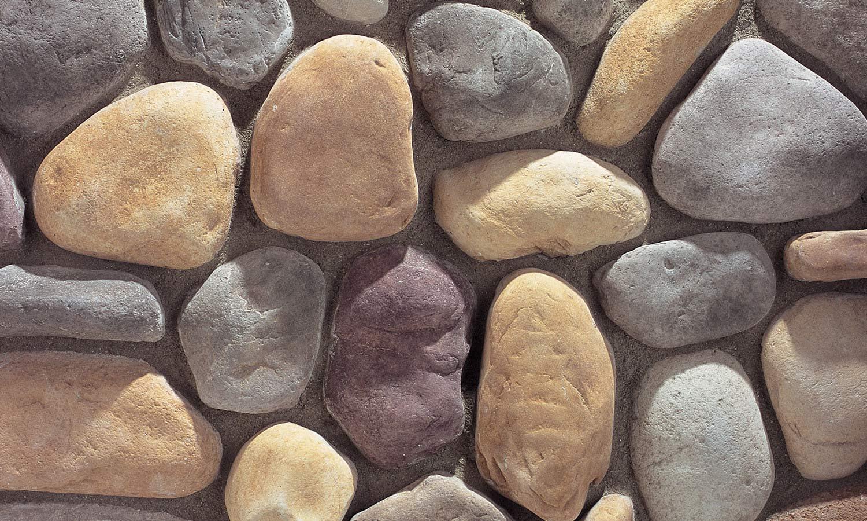 River Rock Stone : Eldorado river rock norristown brick