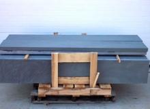 PA Bluestone Treads - Thermal Finish