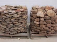 PA Round or Flat Creek Rock Baskets