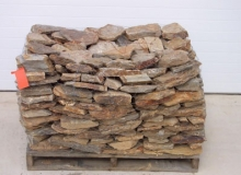 Copper Stacked Stone - Dark