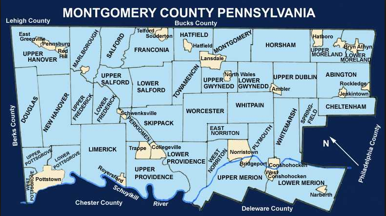 Montgomery County Pa