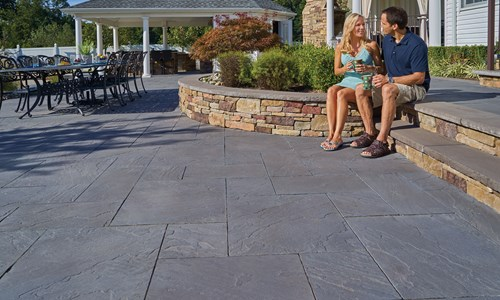Paver Systems Norristown Brick - Ep henry patio