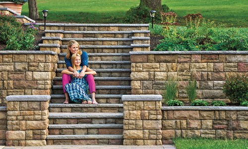 EP Henry Cast Stone Wall Collection