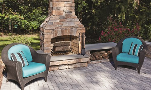 EP Henry Outdoor Fireplace
